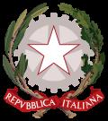 Logo Emblem of Italy