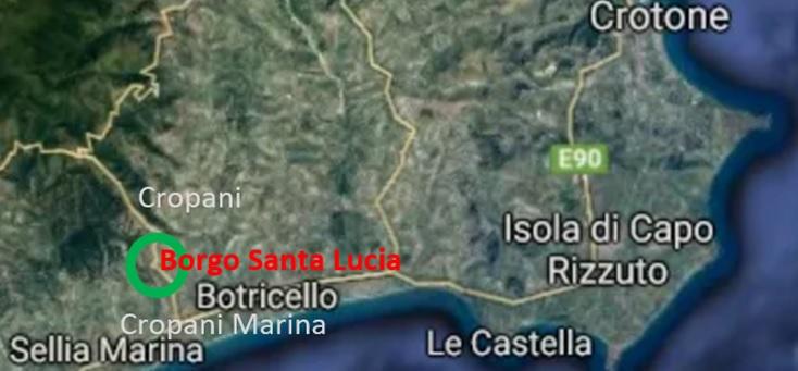 logo Borgo Santa Lucia
