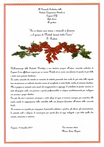 logo Auguri Natale 2017 DS